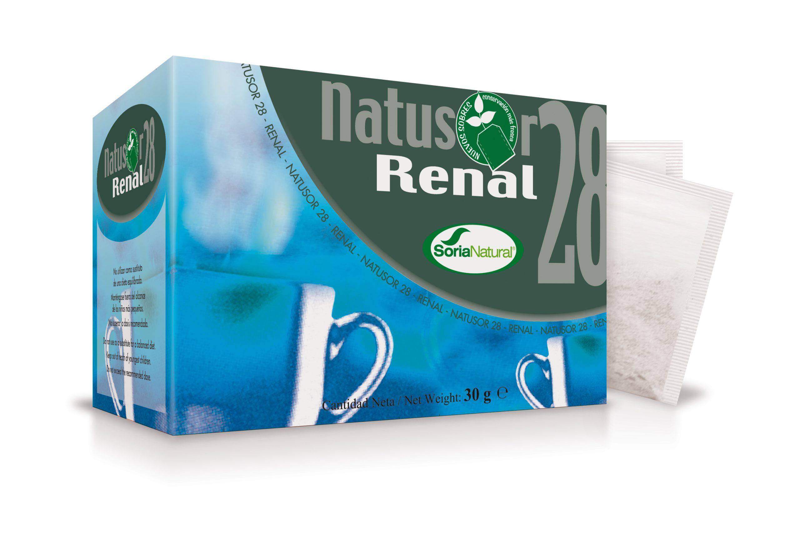 Natusor 28 Renal