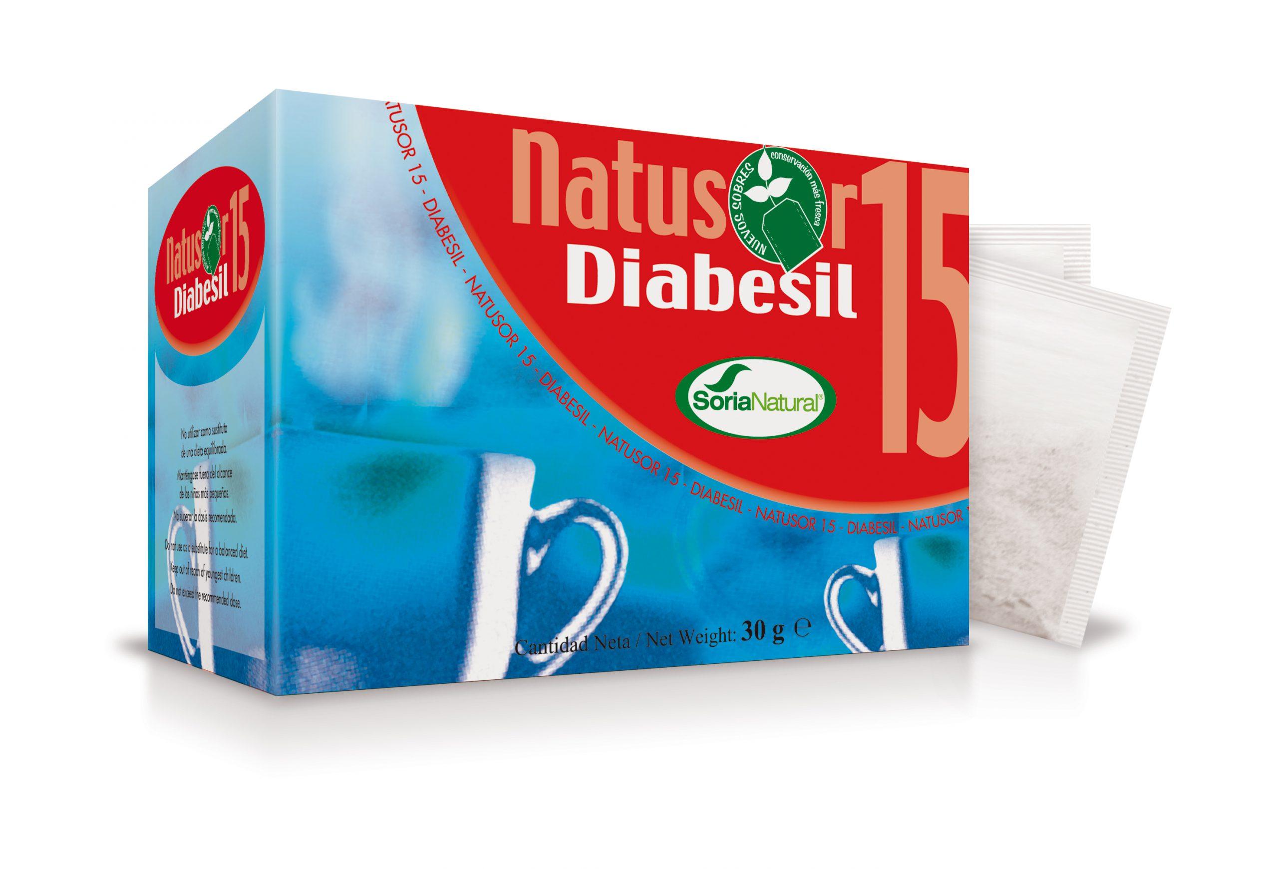 Natusor 15 Diabesil