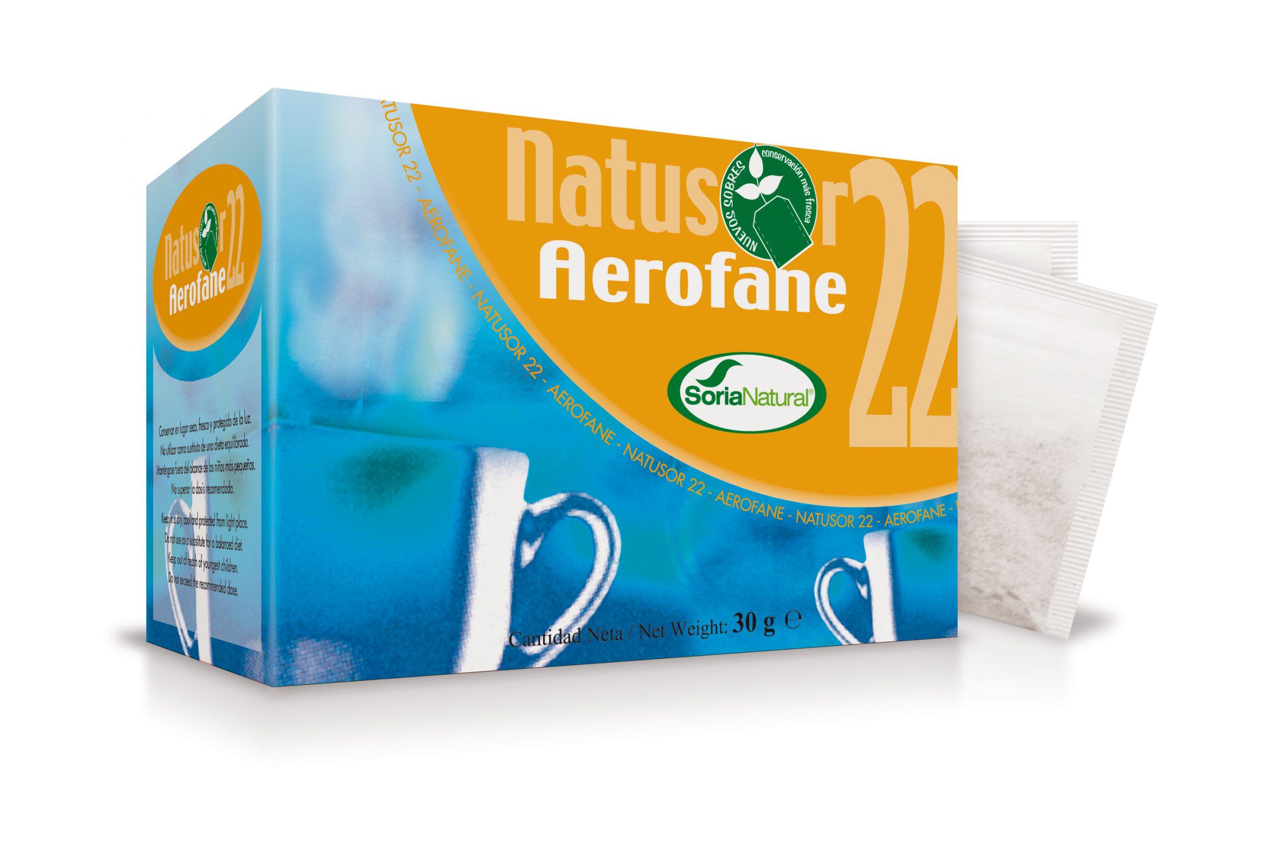 Natusor 22 Aerofane