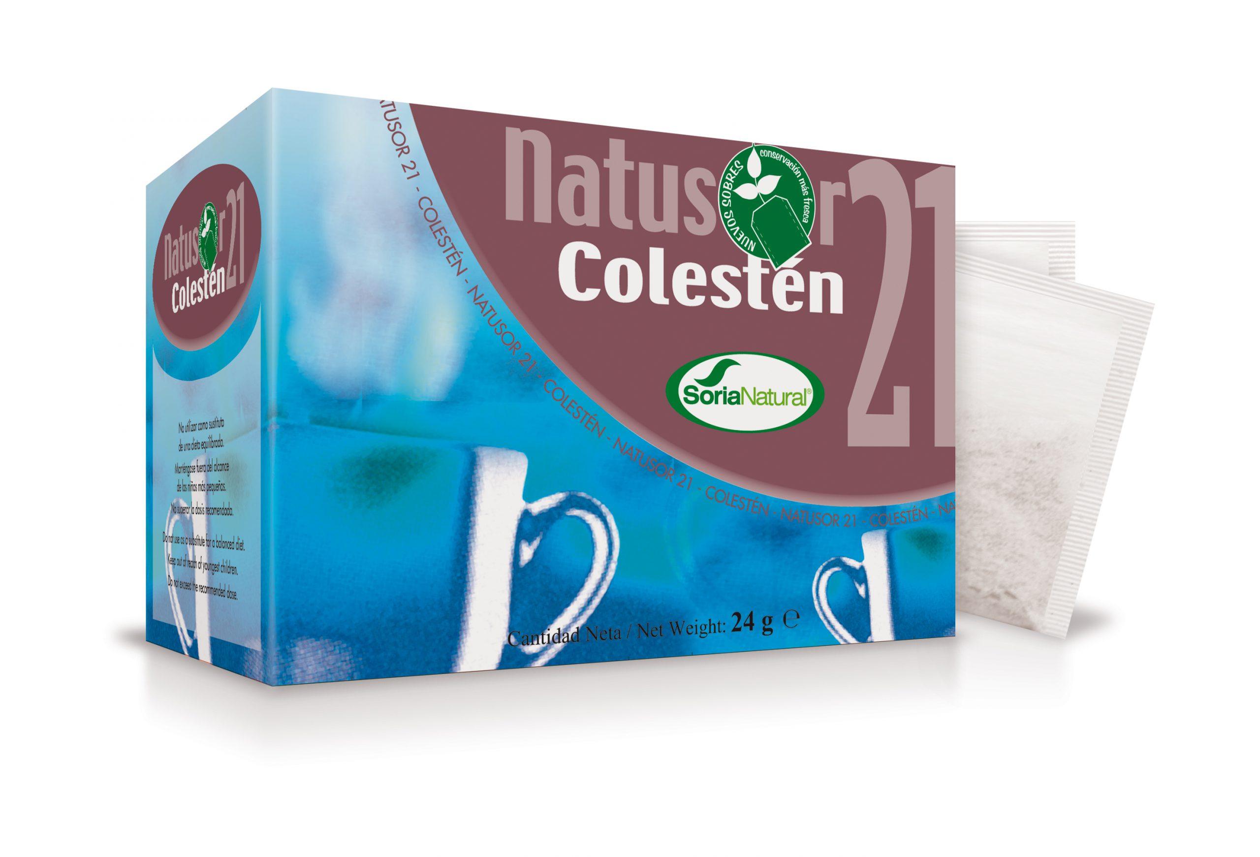 Natusor 21 Colestane