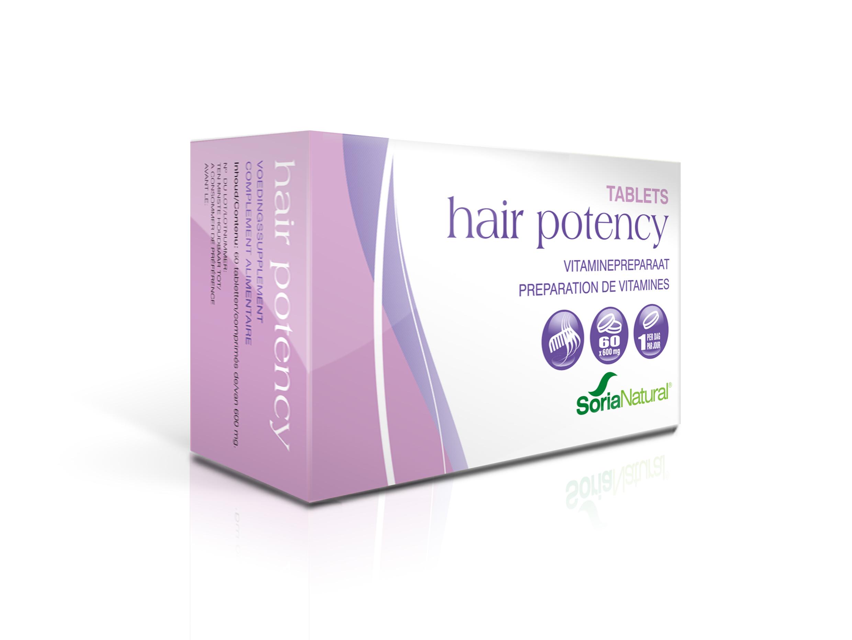 Hair Potency