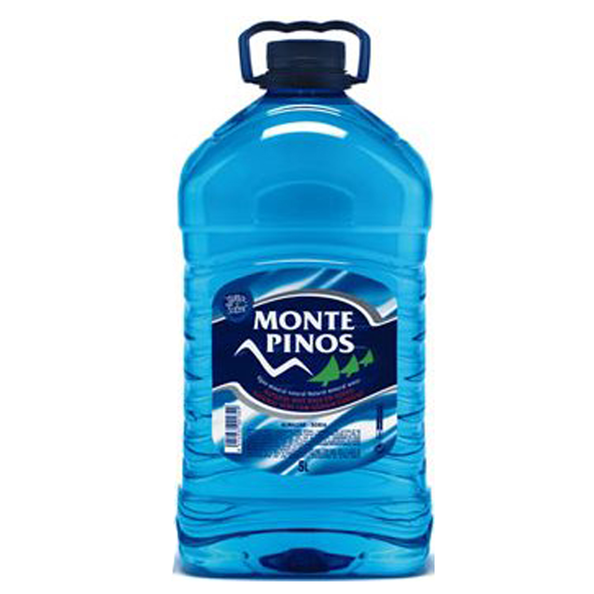 Monte pinos: bergwater 5L