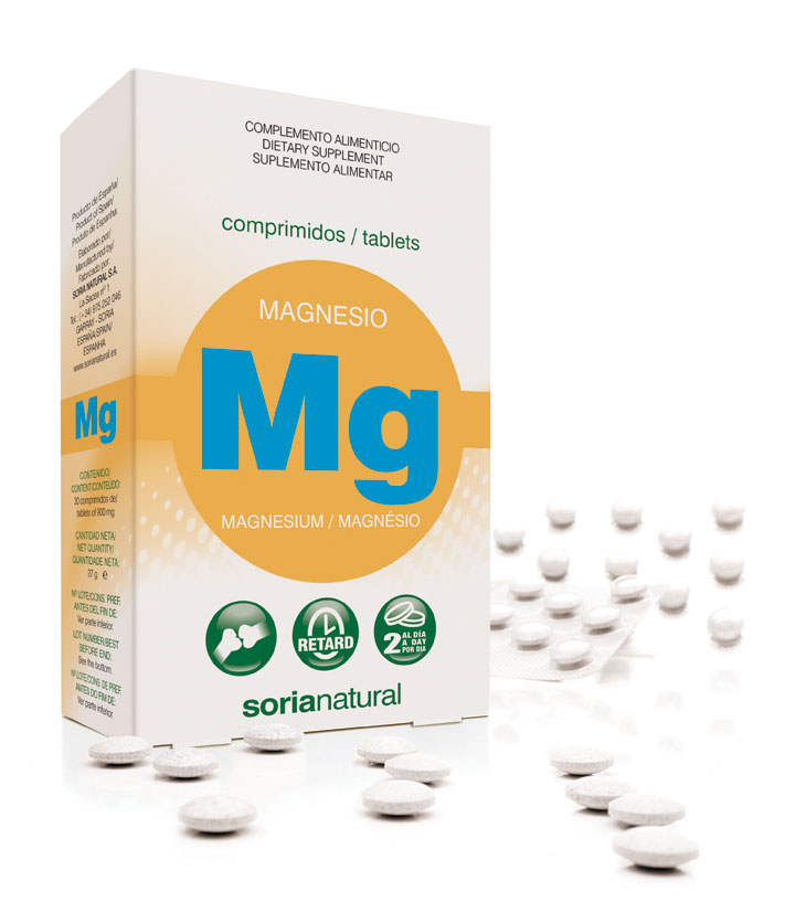 Magnesium retard 187,5 mg