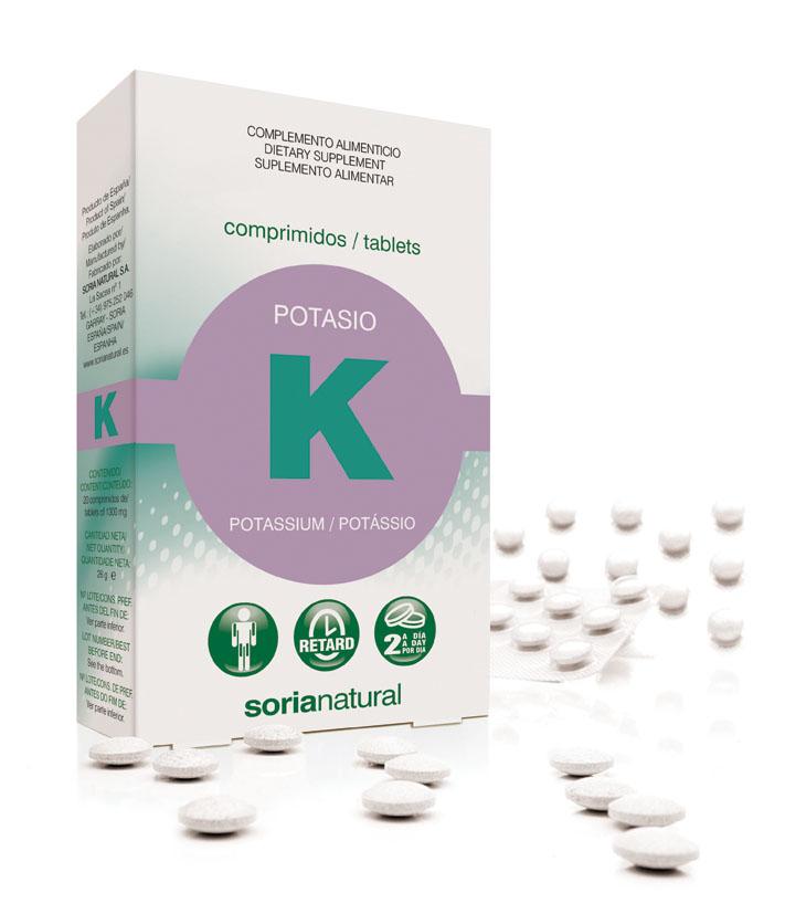 Kalium retard 500 mg