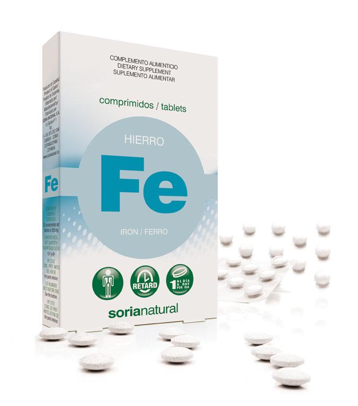 IJzer retard 14 mg