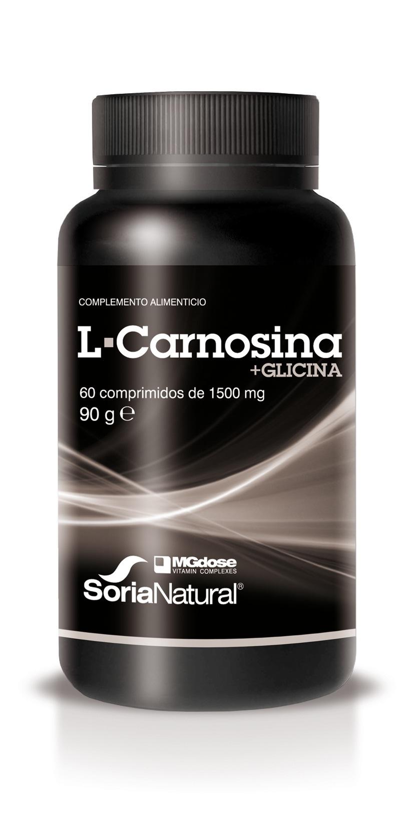 L-Carnosina + glicina