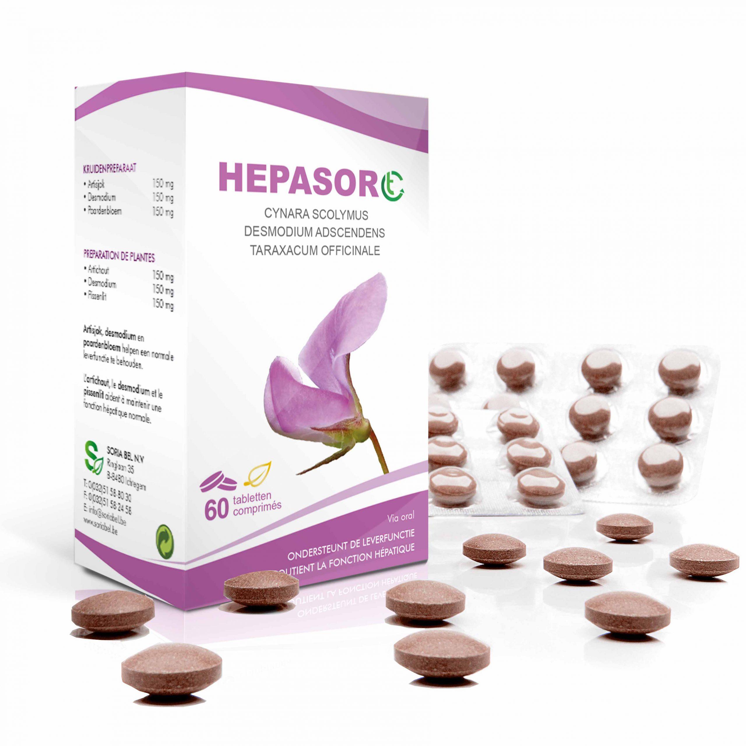 Hepasor CT