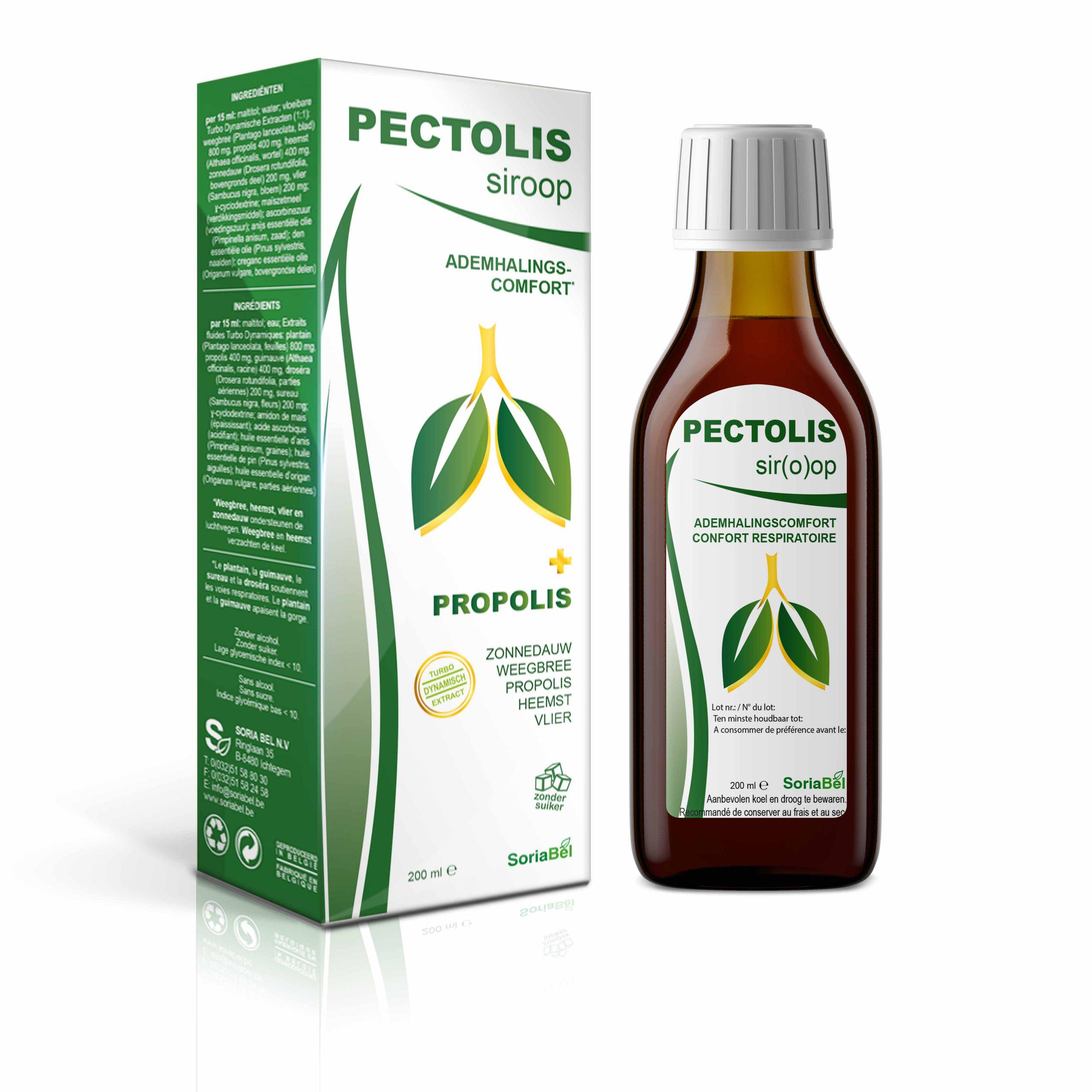 Sirop Pectolis