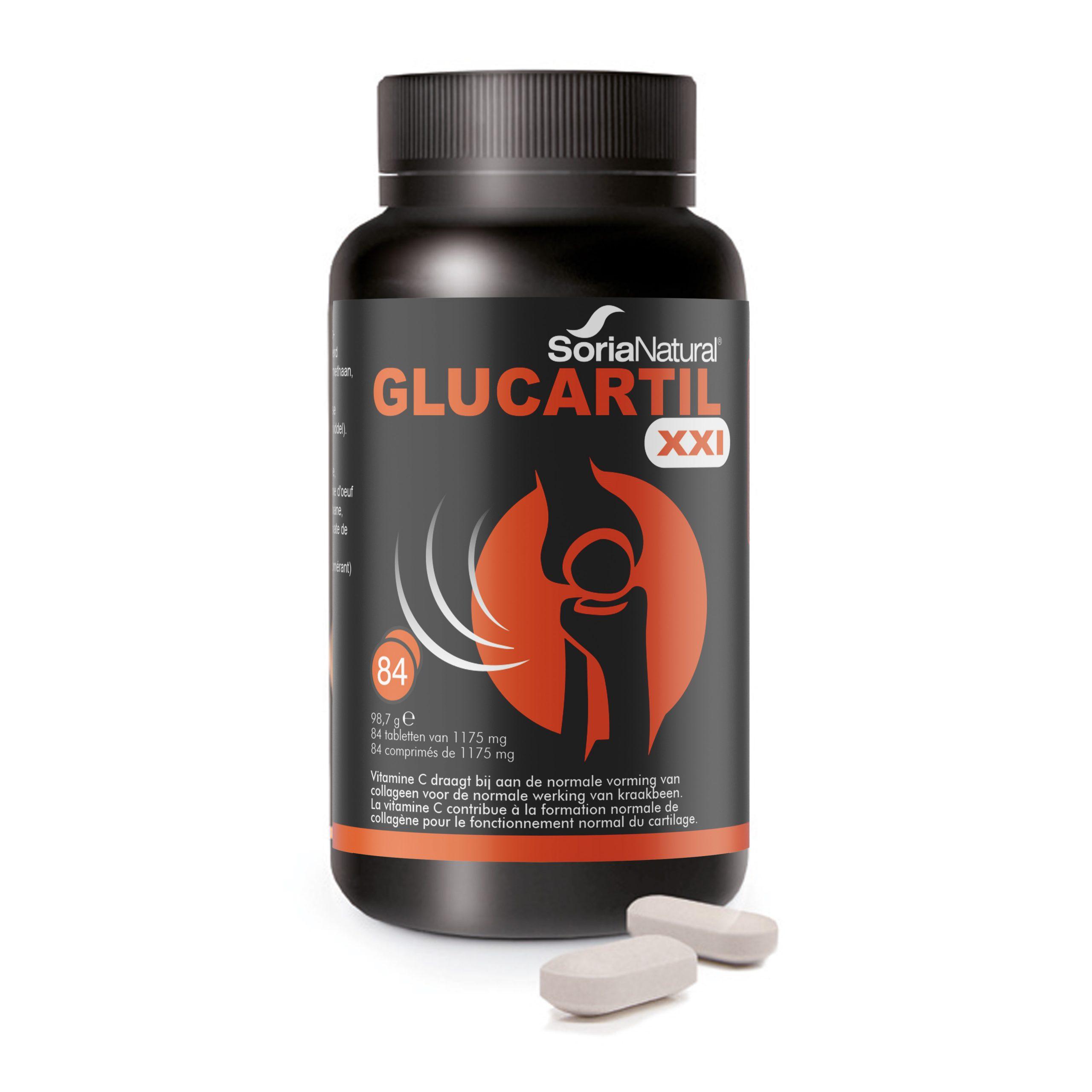 Glucartil XXI