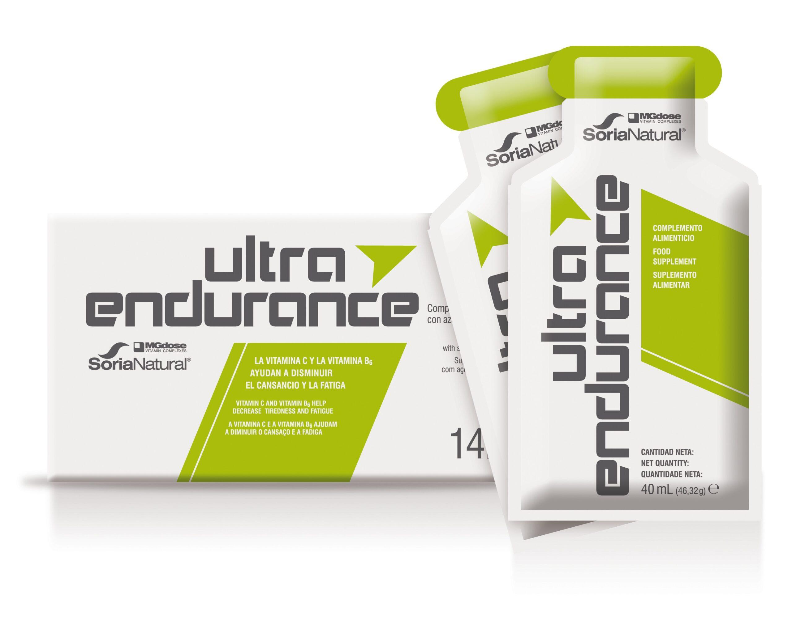 Ultra endurance gel