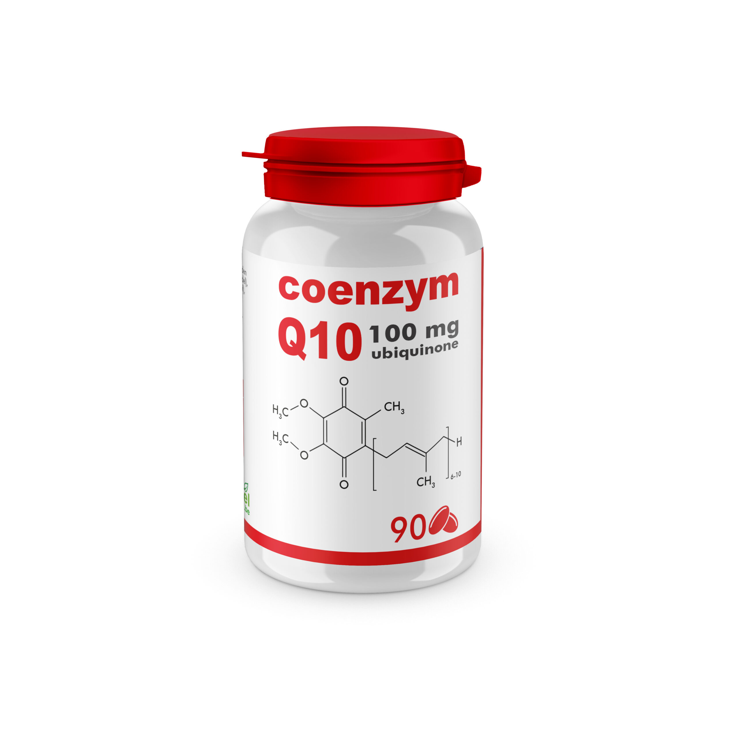 Ubiquinone CoQ10 100 mg