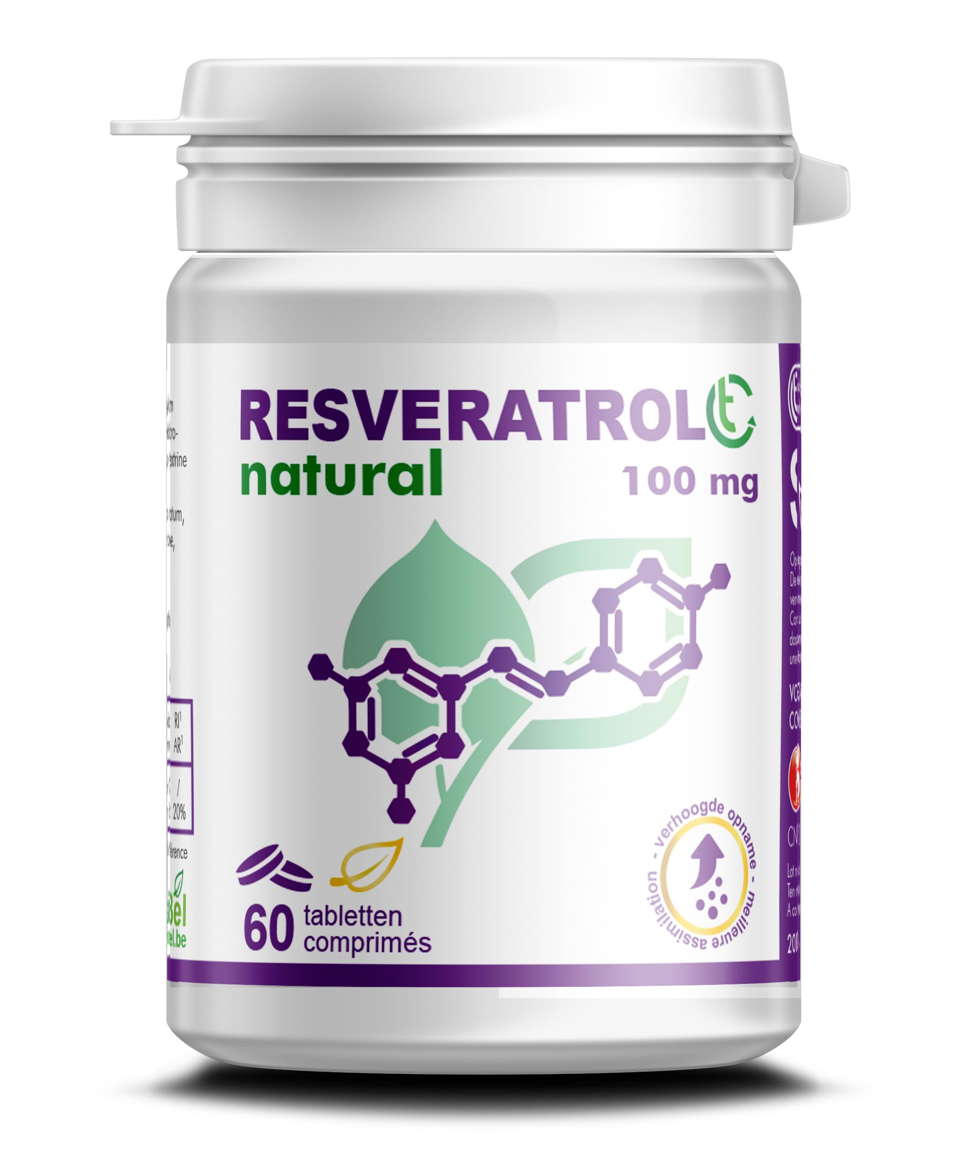 Resveratrol CT 100 mg