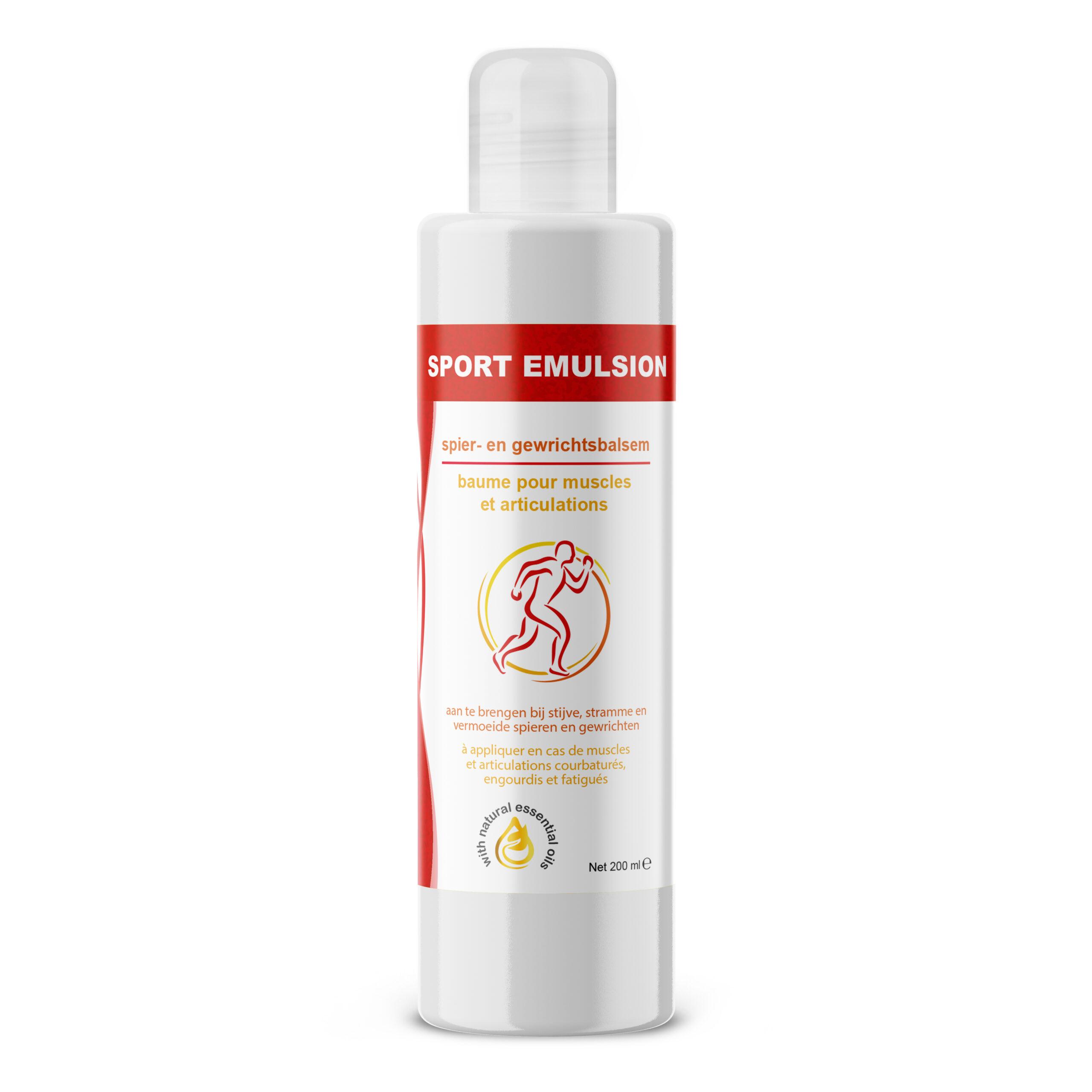 Sport Emulsion